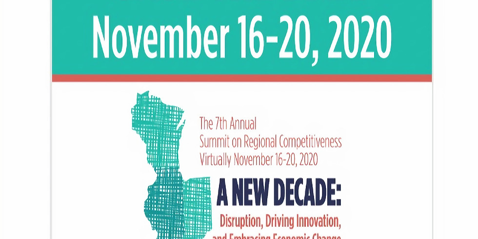 The 7th Annual Summit on Regional Competitiveness
