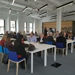 January 2020 CCAC Member Meeting at Perkins & Will