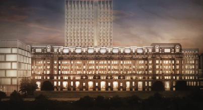 2014: Old Cook County Hospital Charrette