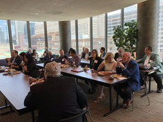 June 2019 CCAC Member Meeting at the Habitat Company's Hubbard Place