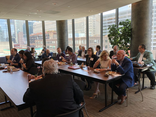June 2019 CCAC Member Meeting at the Habitat Company's Hubbard Place