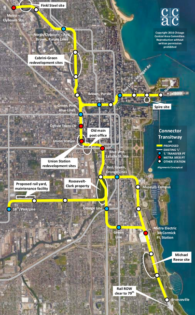2015-2016: The Connector: Proposed Rail Transit Expansion