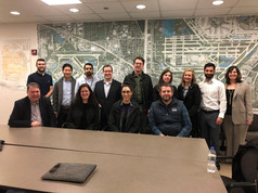 Members of the Burnahm Council heard from Chicago Department of Aviation officials on April 17th about the future of the nation's busiest airport