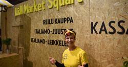 Lidl Square Marquet
