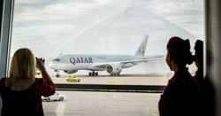 Finnair, Helsinki Airport & Qatar Airways