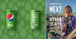 Launch of Pepsi Next in Finland