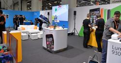 Microsoft Lumia Stand at Expert Expo, Helsinki