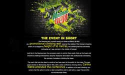 MountainDew B2C event