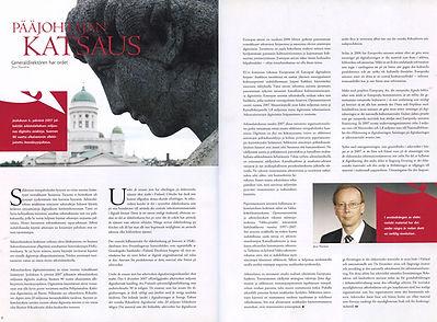 kansallisarkisto vuosikertomus 2007 annual report 2