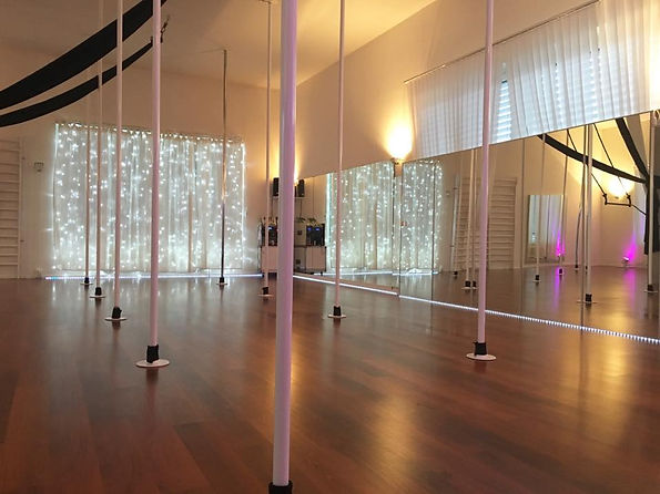 Spin-Up Spinup Poledance Polefitness Bern