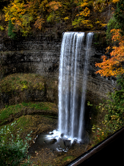 Hamilton, ON: This Waterfall Is A Picture-Perfect Nature Sanctuary