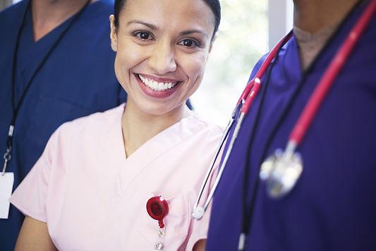 Smiling Mosaic Care Center personel