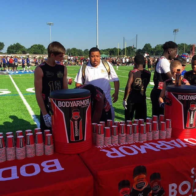 #theshowatthehall _drinkbodyarmor