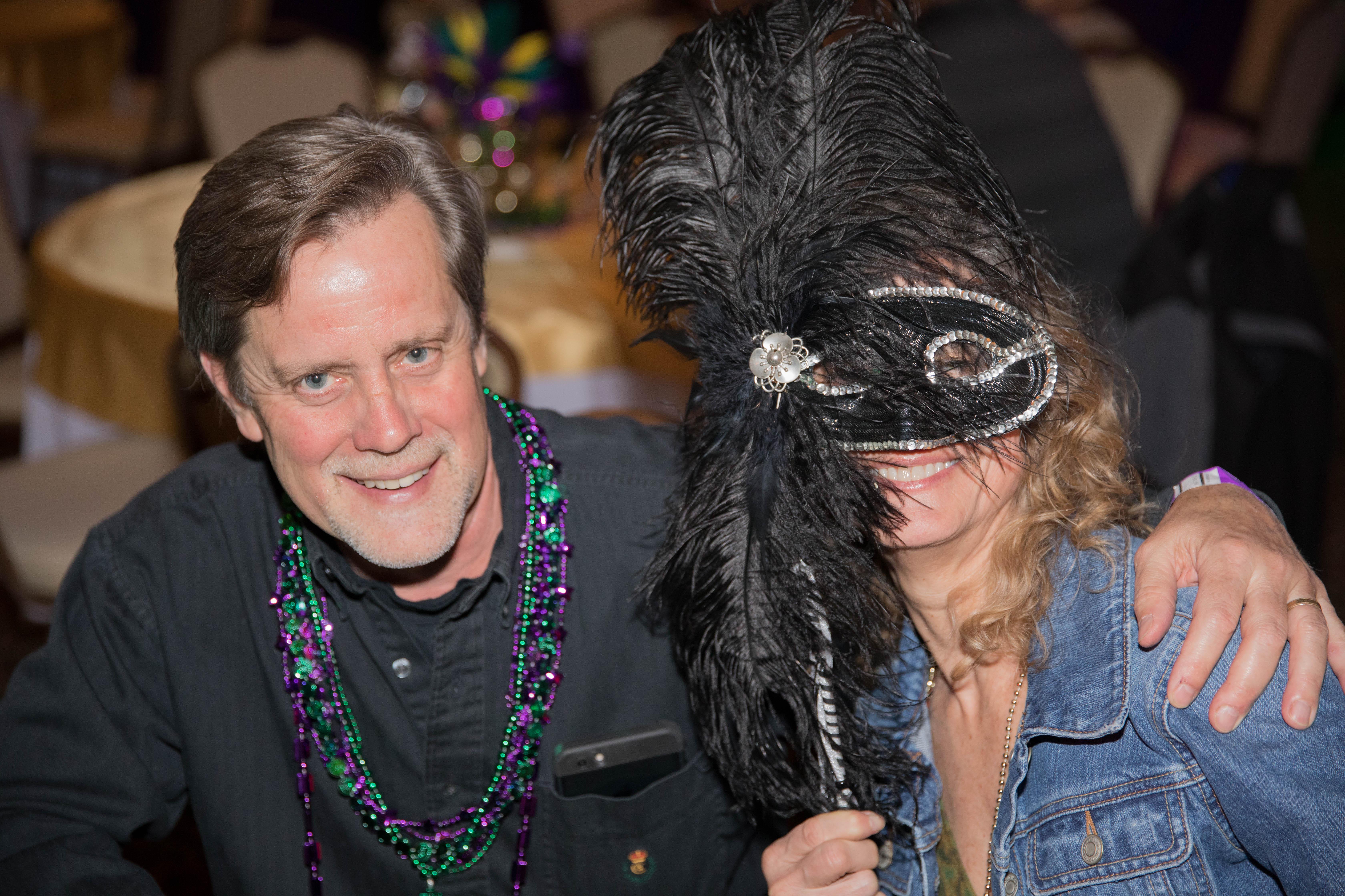 Mardi Gras Party '17