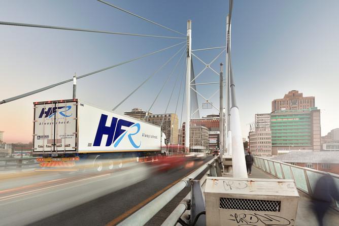 Volvo HFR Trailer JHB