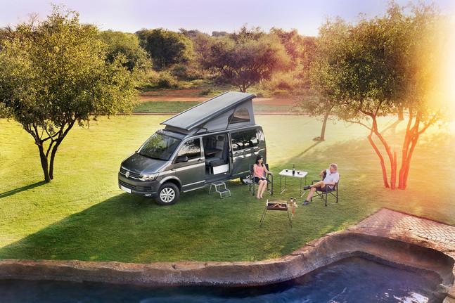 VW Camper MAXMO