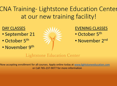 CNA Training at LIGHTSTONE EDUCATION CENTER