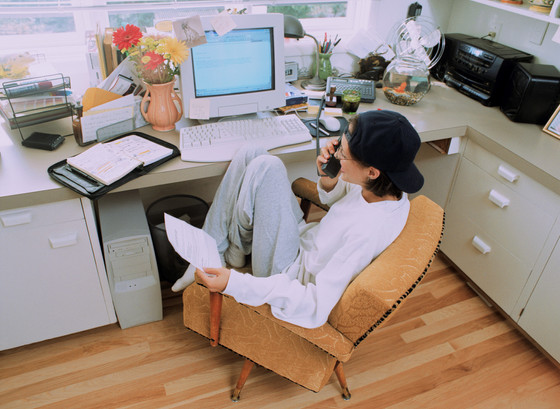 Working From Home, The New Frontier