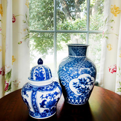 Blue and White Ware