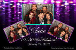 Chelie 10/50 & Fabulous