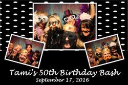 Tami's 50th Birthday