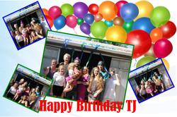 TJ's Birthday Bash