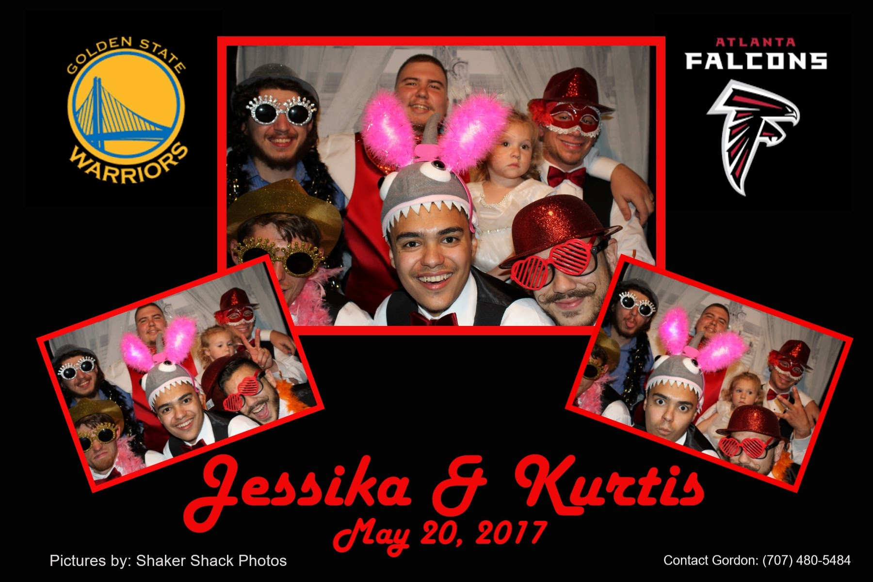 Jessika & Kurtis' Wedding