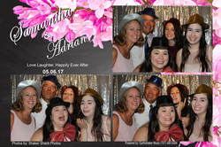 Samantha & Adrian's Wedding