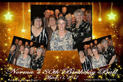 Norma's 80th Birthday