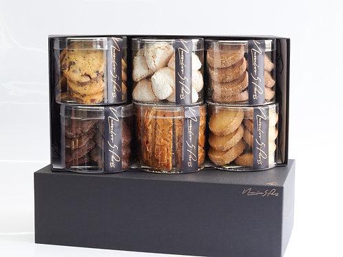 GIFT Box 定番焼き菓子詰め合わせ6種