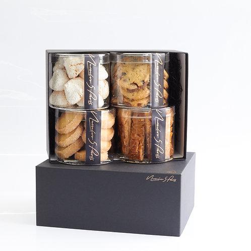 GIFT Box 定番焼き菓子詰め合わせ4種