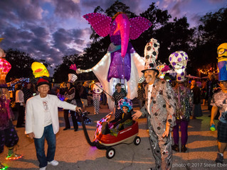 Smitten: Parade Artist-in-Residence in Love with Safety Harbor Art & Music Center