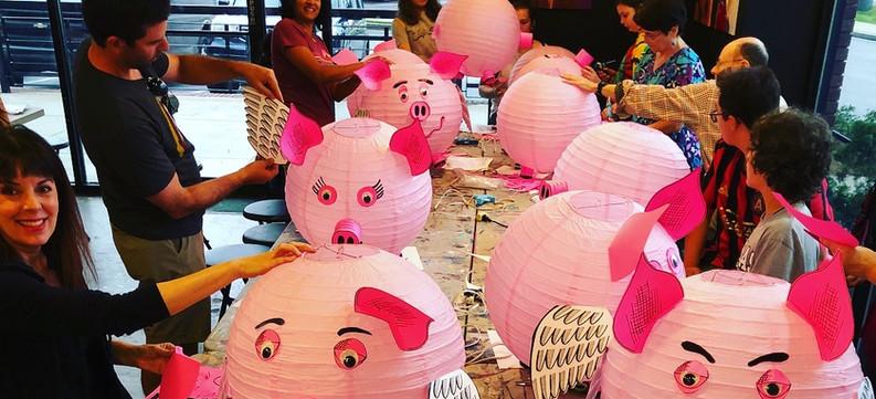 2019 Flying Pig workshop