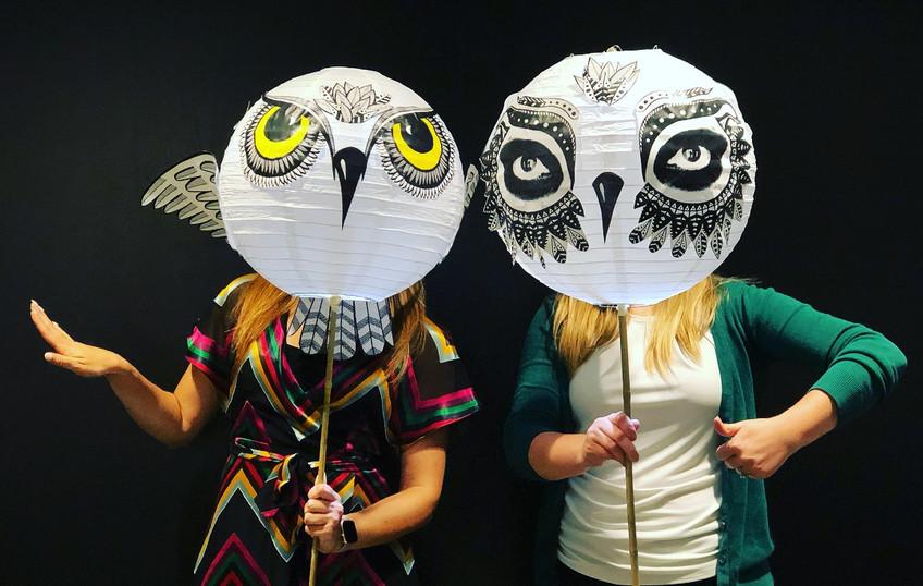 Parliament of Owls Lantern Parade