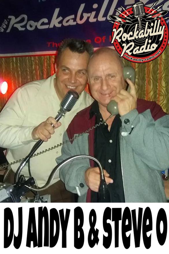 Andy B & Steve O