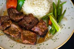 Shish Kebab (Lamb Kebab)