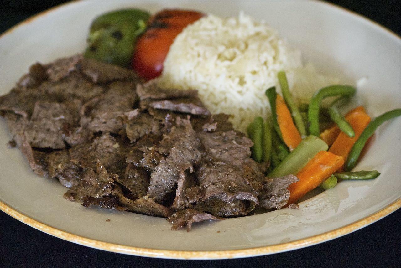 Doner (Gyro) Kebab