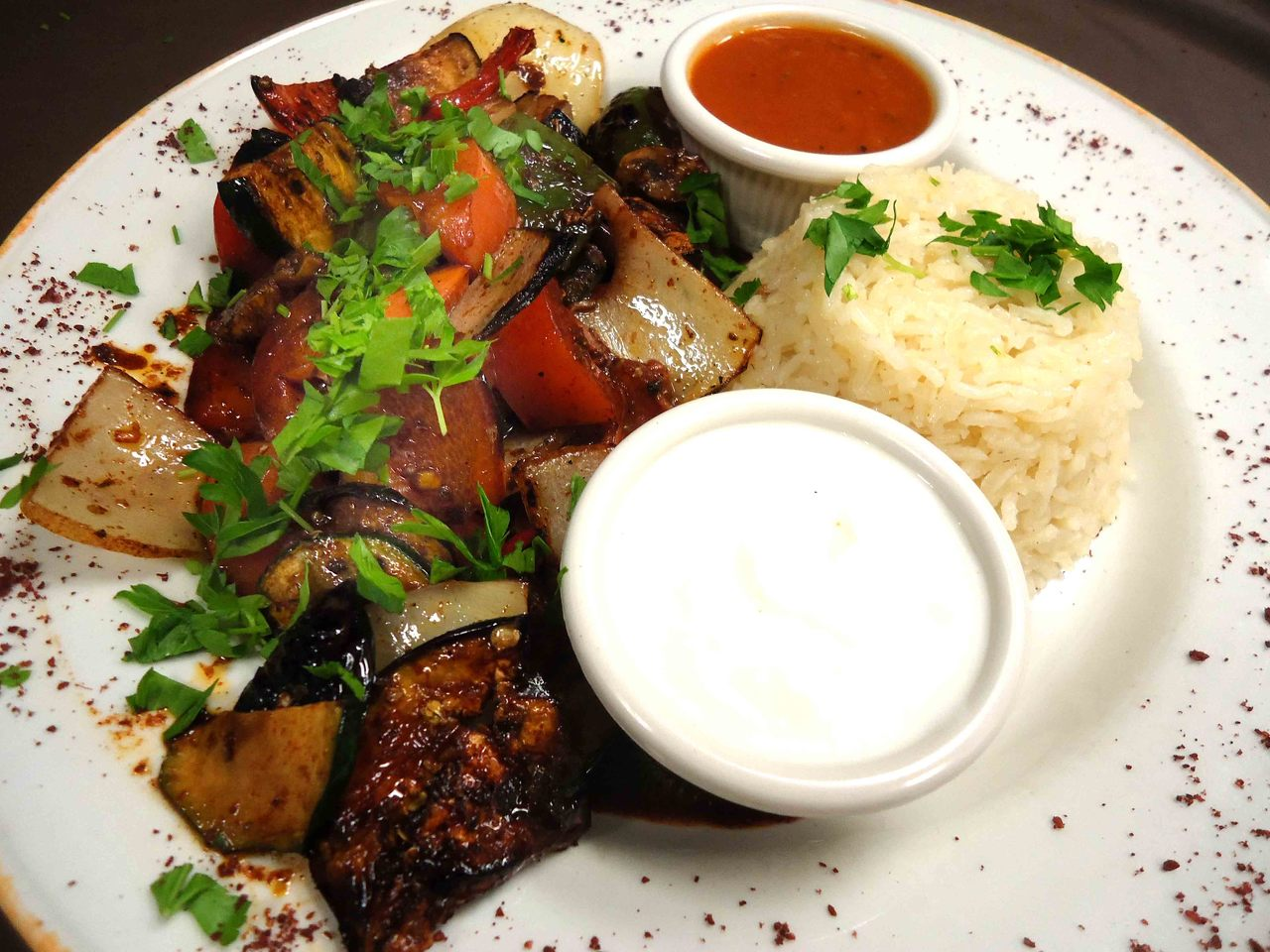 Mix Vegetable Grill