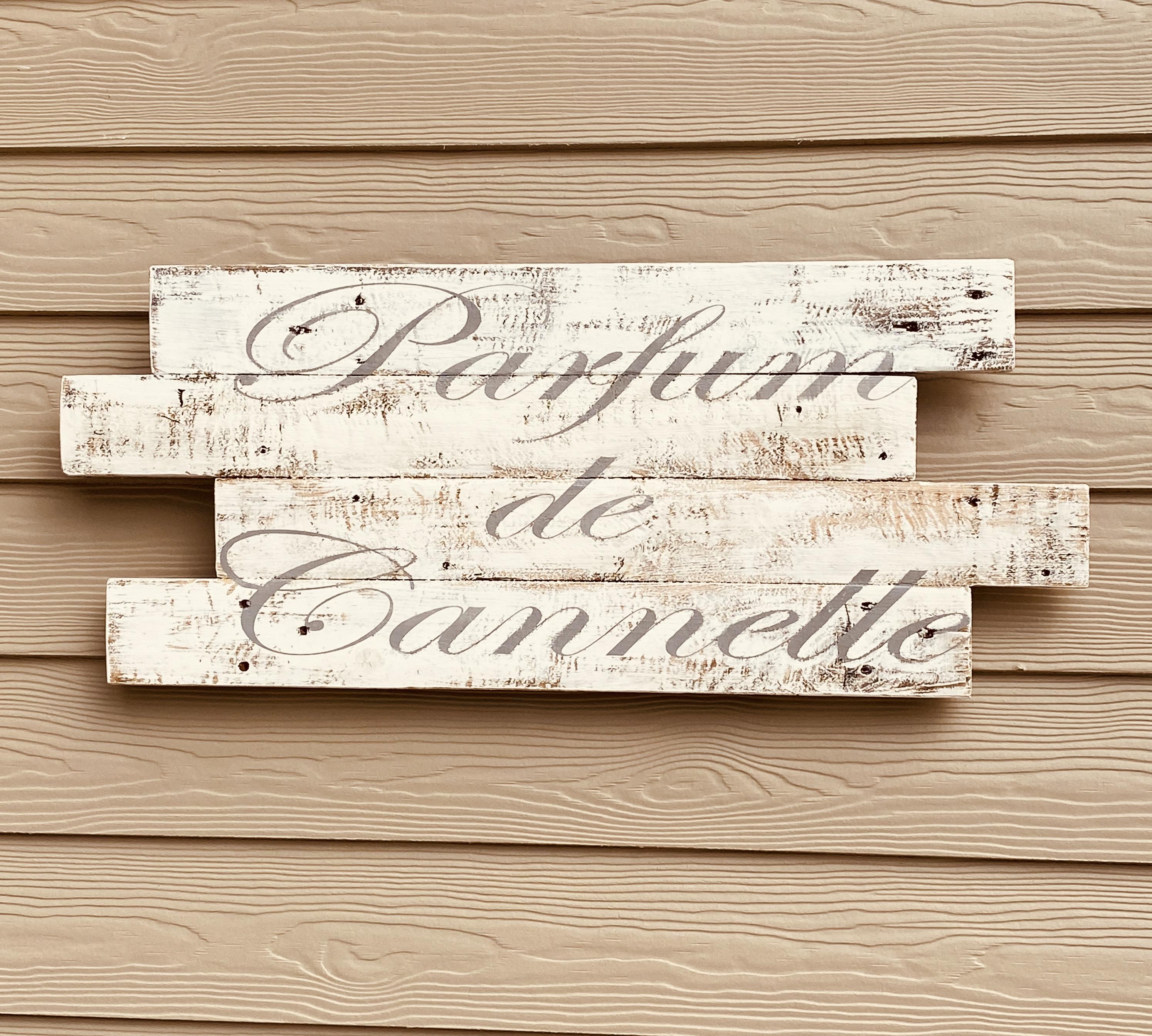 Bienvenue à Parfum de Cannelle !