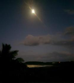 La magie des levers de lune