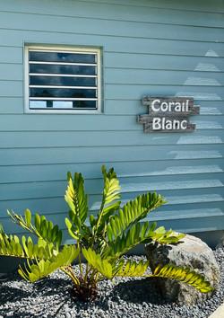 Bienvenue à la villa Corail Blanc !