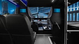 Ford F550 Gm33 Grech Interior