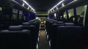 Grech GM40 Bus Interior