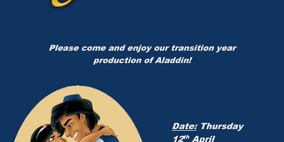Aladdin the TY Panto