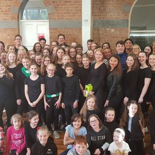 Cultural Exchange Choir Germany