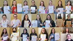 2020 Online Singing Exam Students