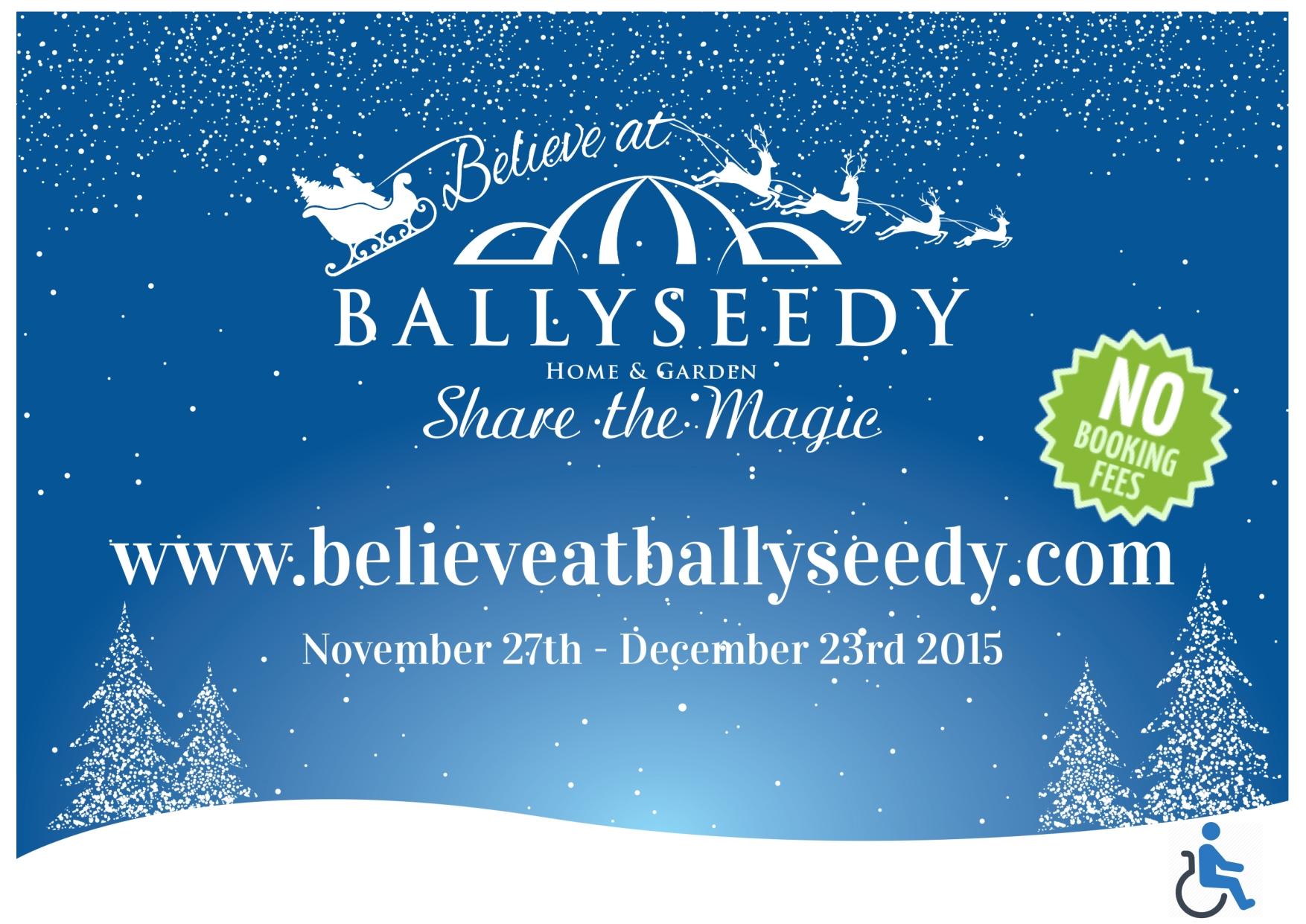 Believe at Ballyseedy