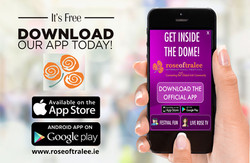 App Ad for tickets