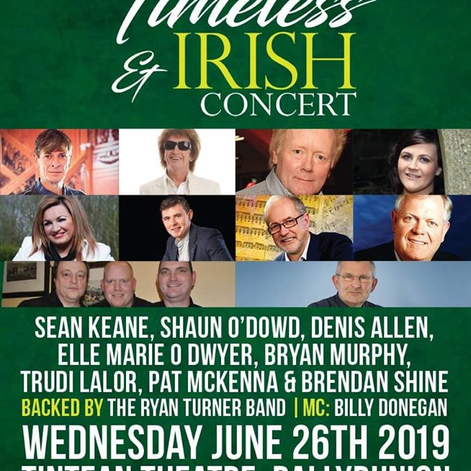 The Timeless & Irish Concert