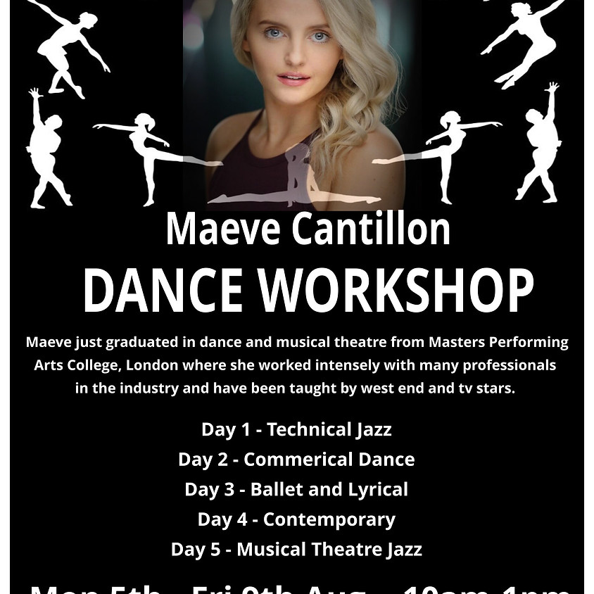 Advanced Dance Workshop